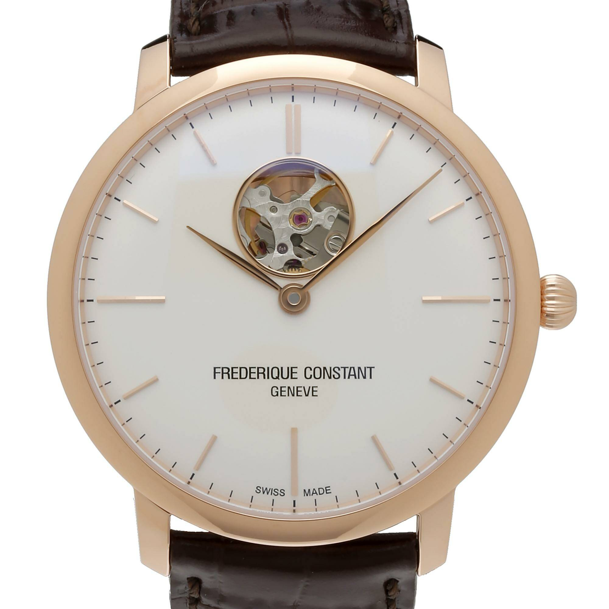 [FREDERIQUE CONSTANT] SLIMLINE AUTOMATIC HEATBEAT