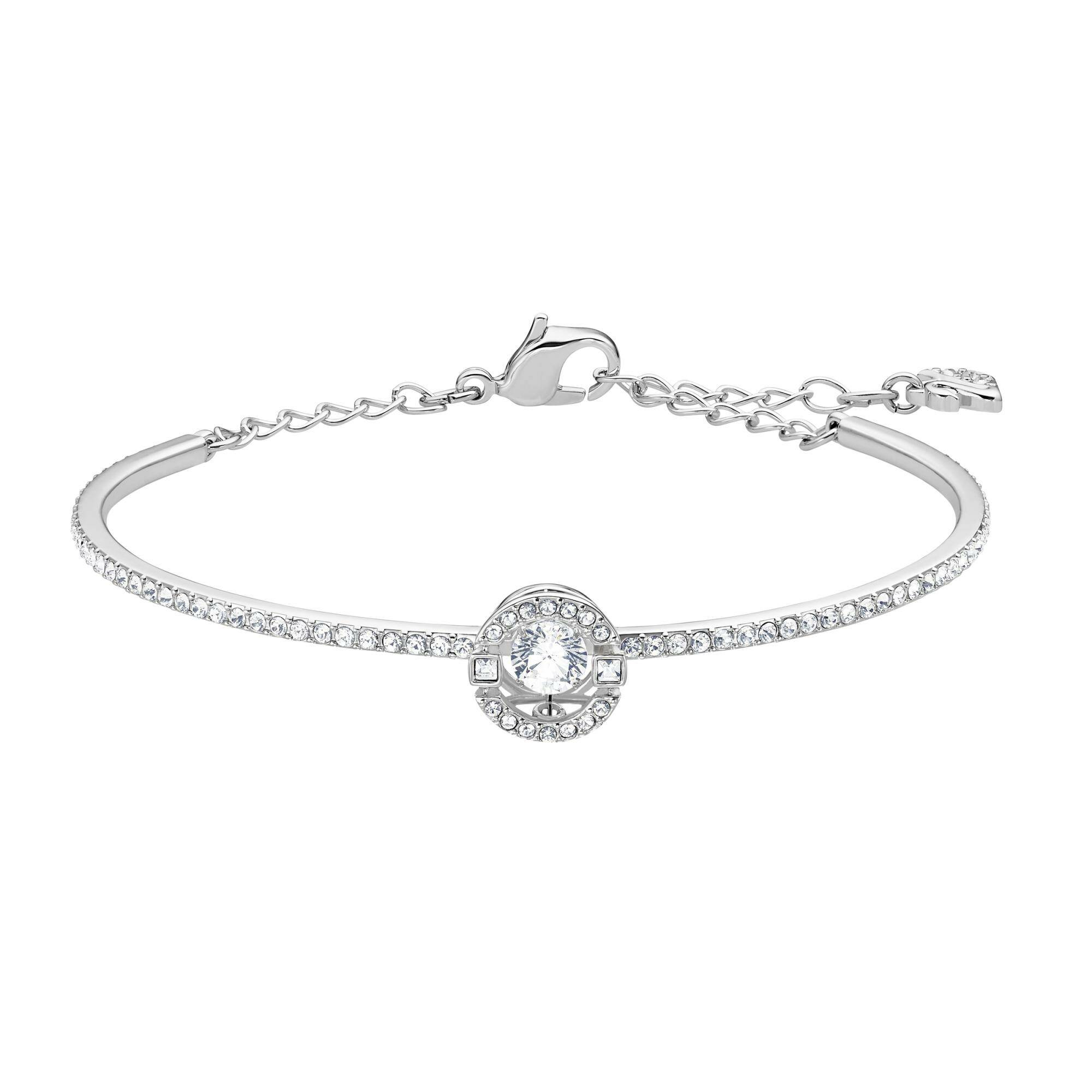 [SWAROVSKI] SPARKLING DC:BANGLE ROUND