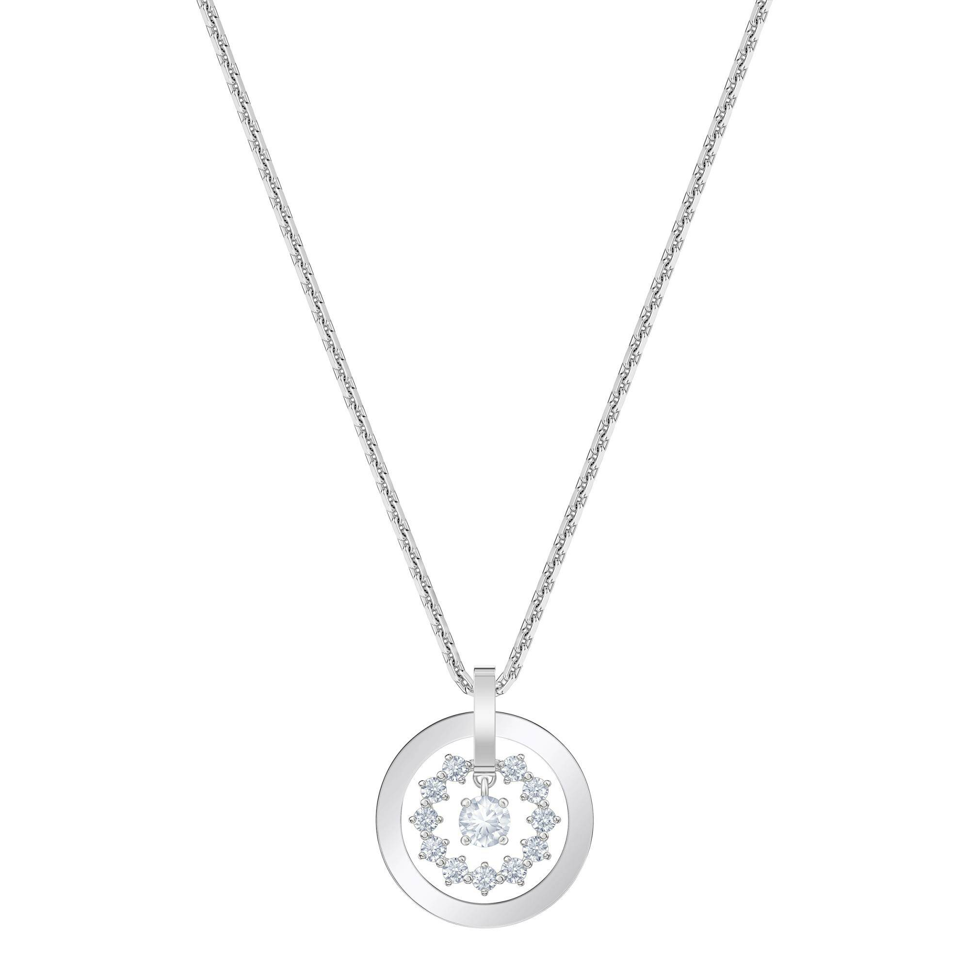 [SWAROVSKI] FURTHER:NECKLACE CIRCLE