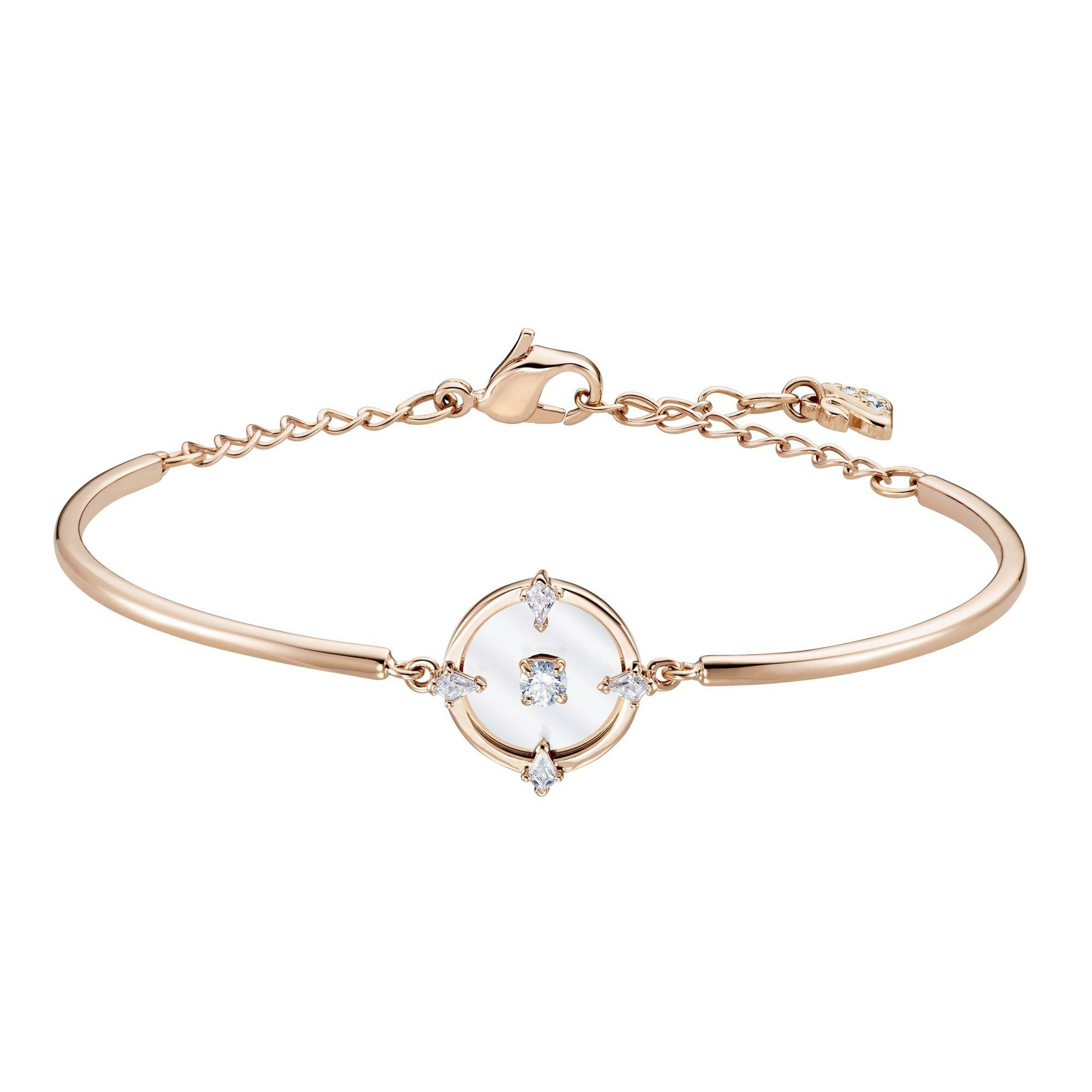 [SWAROVSKI] NORTH:BANGLE GLASS
