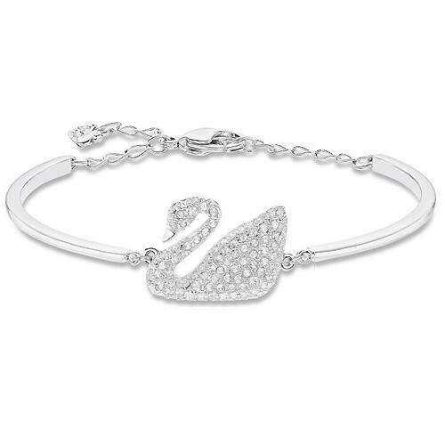 [SWAROVSKI] SWAN:BANGLE