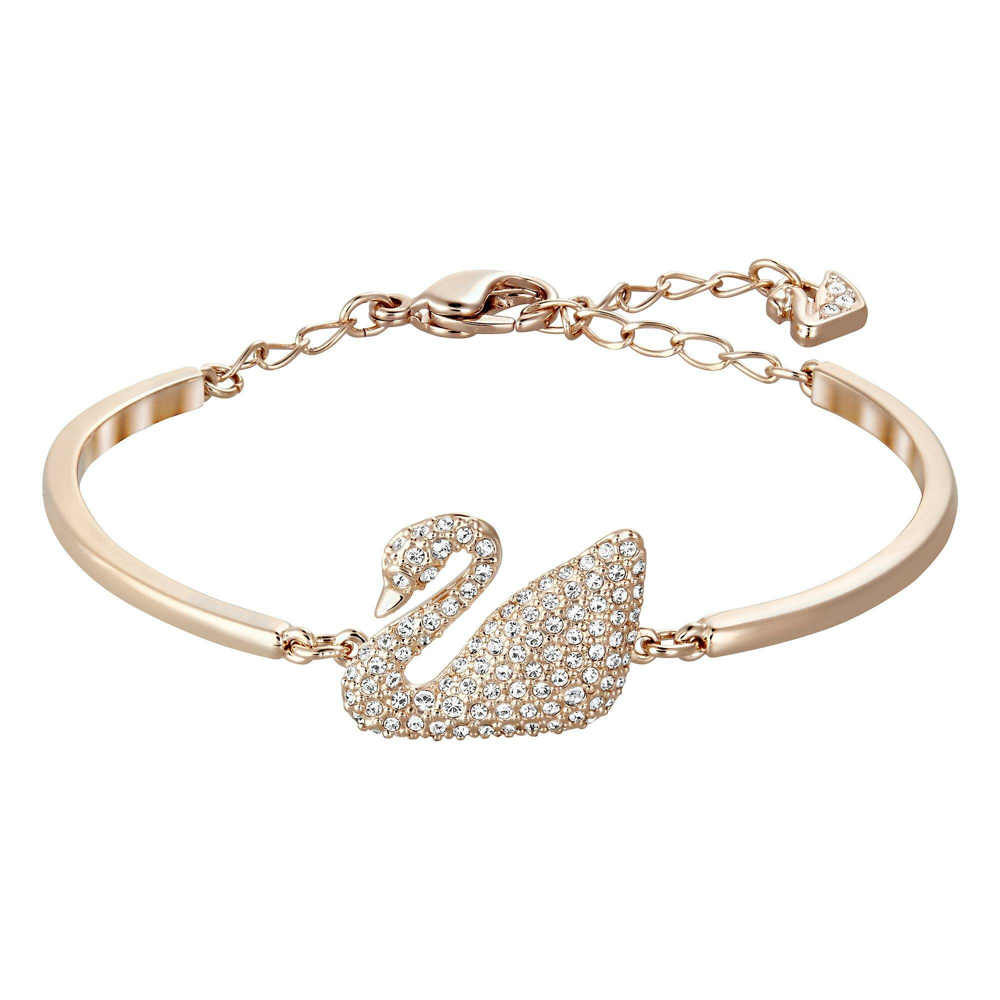 [SWAROVSKI] SWAN:BANGLE CRY