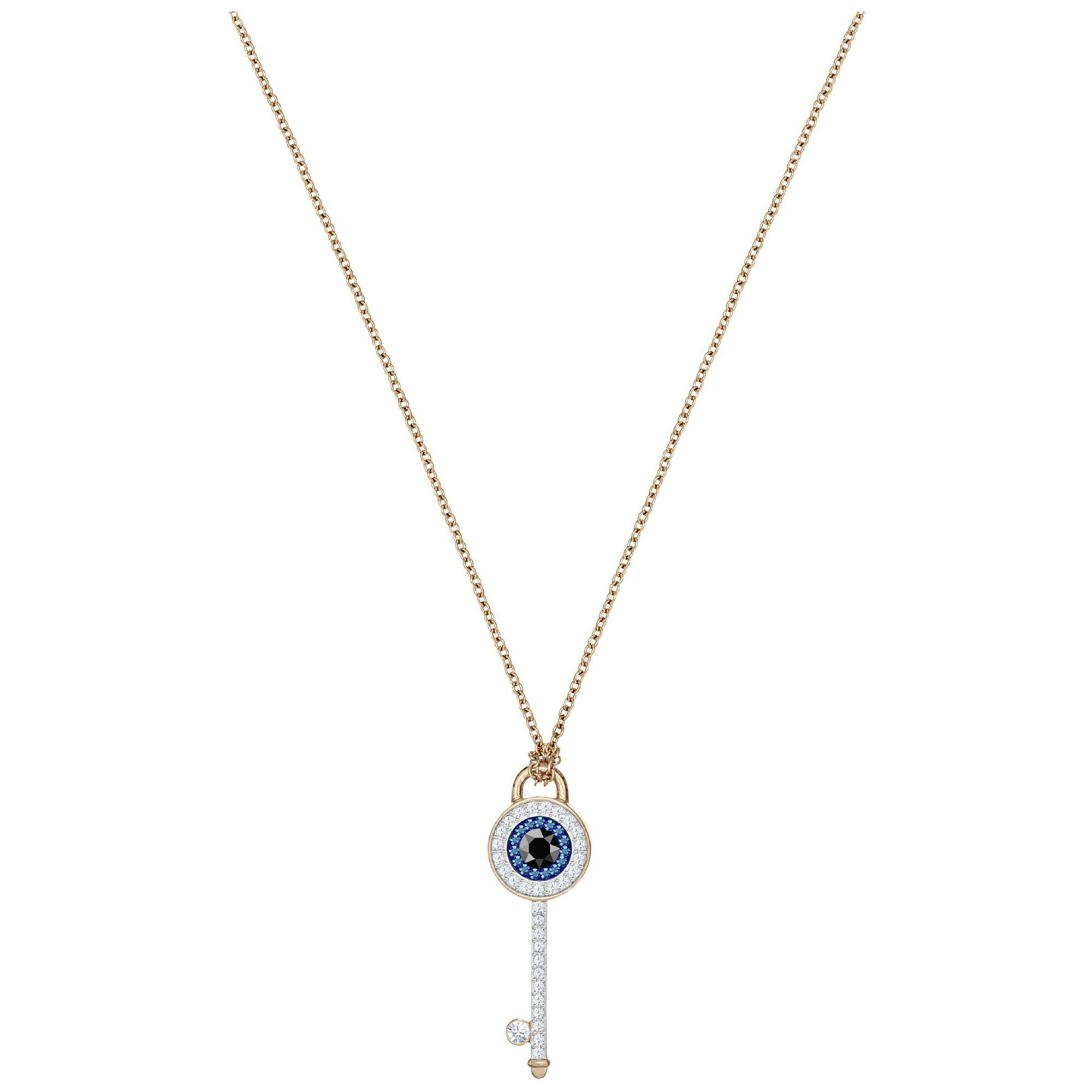 [SWAROVSKI] DUO:PENDANT EYE