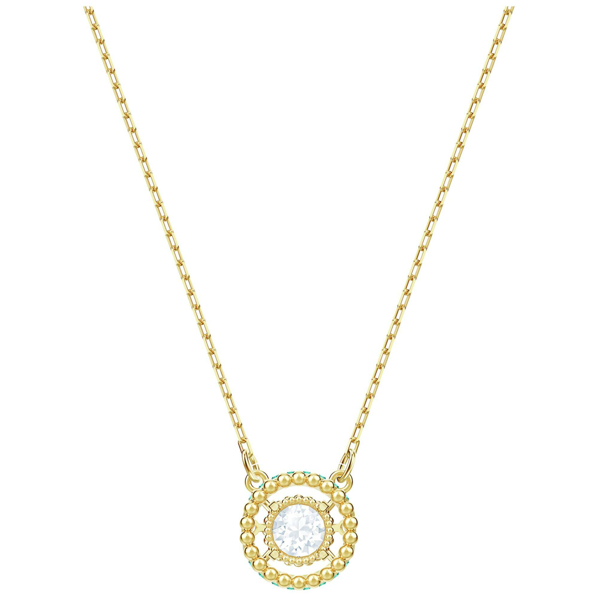 [SWAROVSKI] OXYGEN:NECKLACE SML