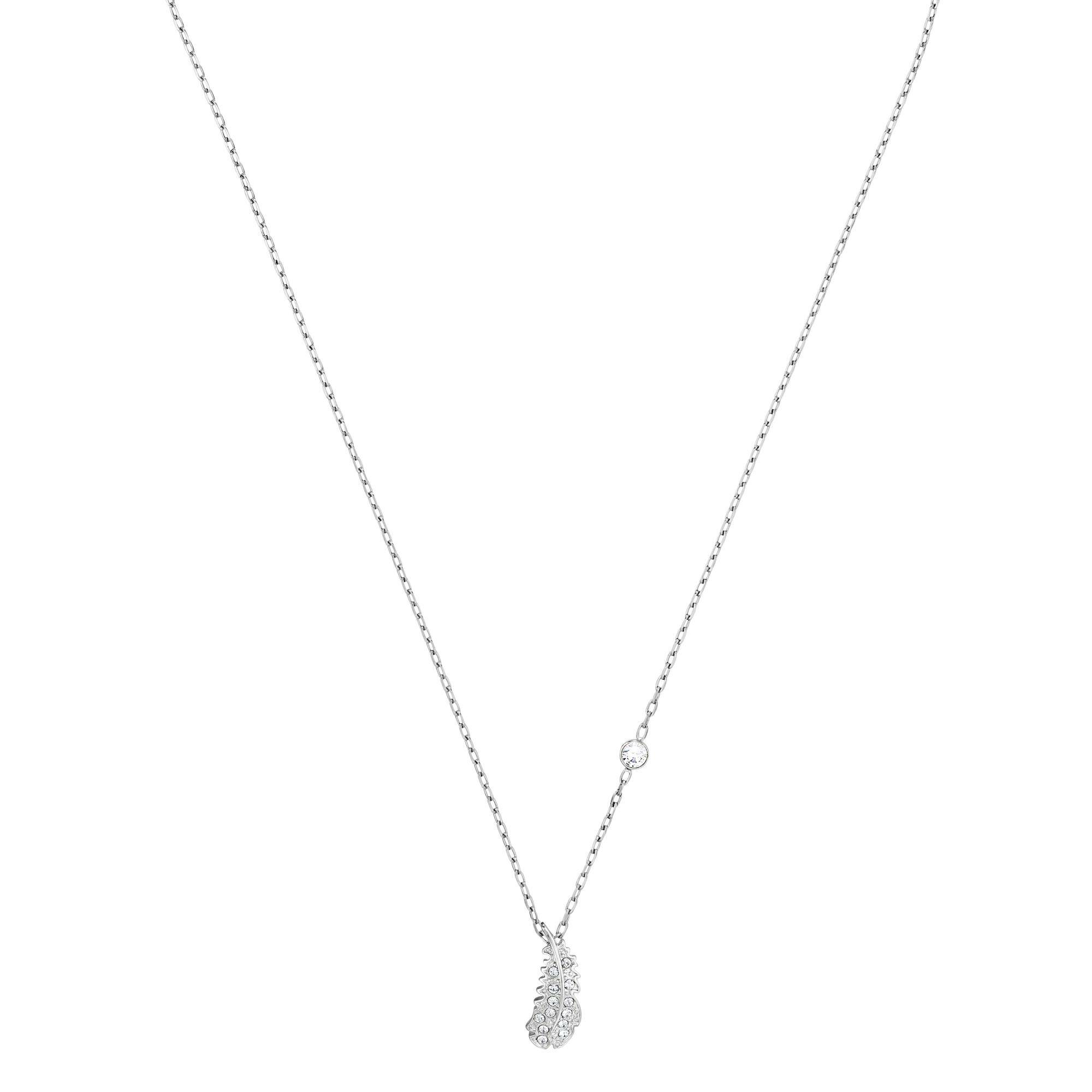 [SWAROVSKI] NAUGHTY:NECKLACE MINI CRY/RHS