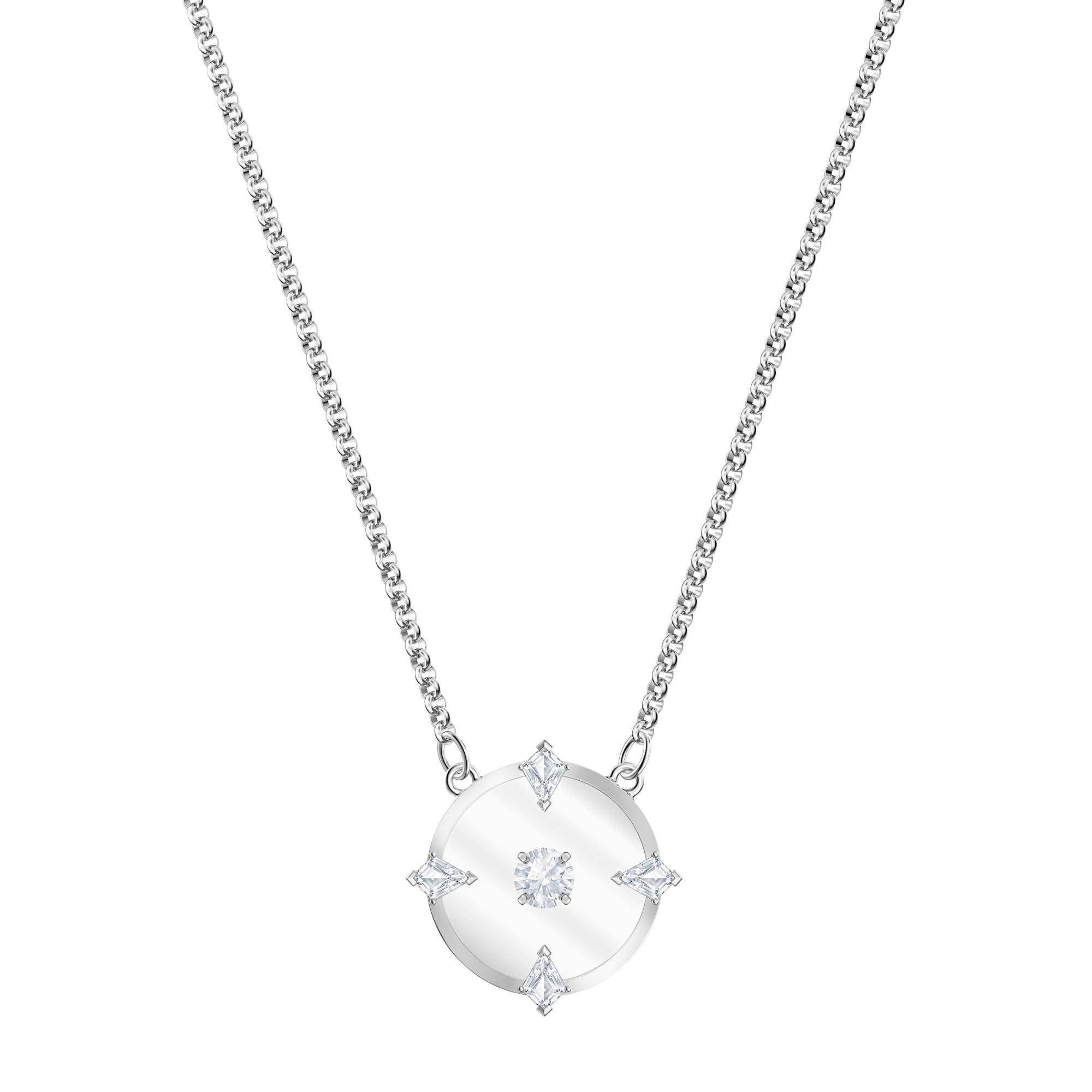 [SWAROVSKI] NORTH:NECKLACE GLASS