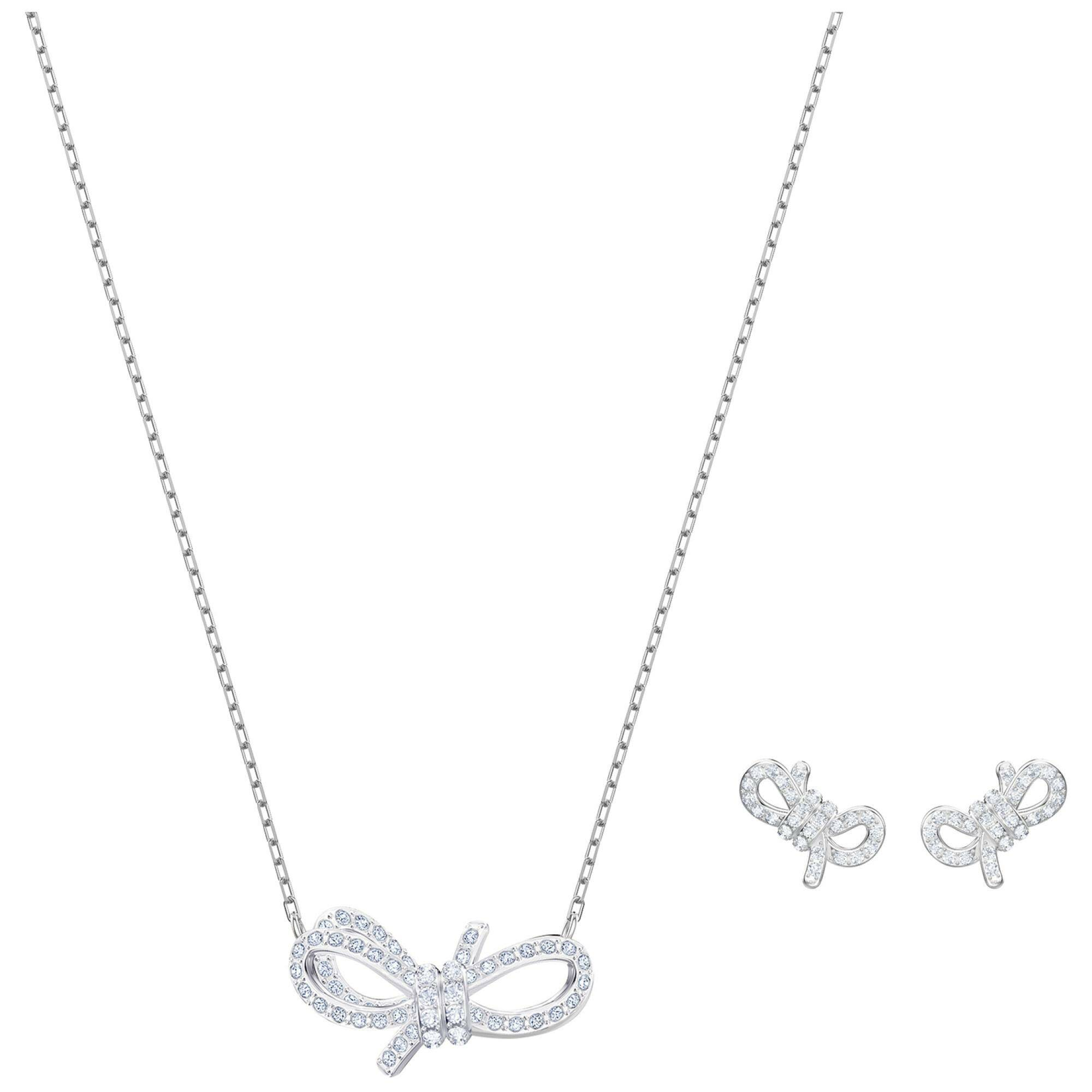 [SWAROVSKI] LIFELONG BOW:SET