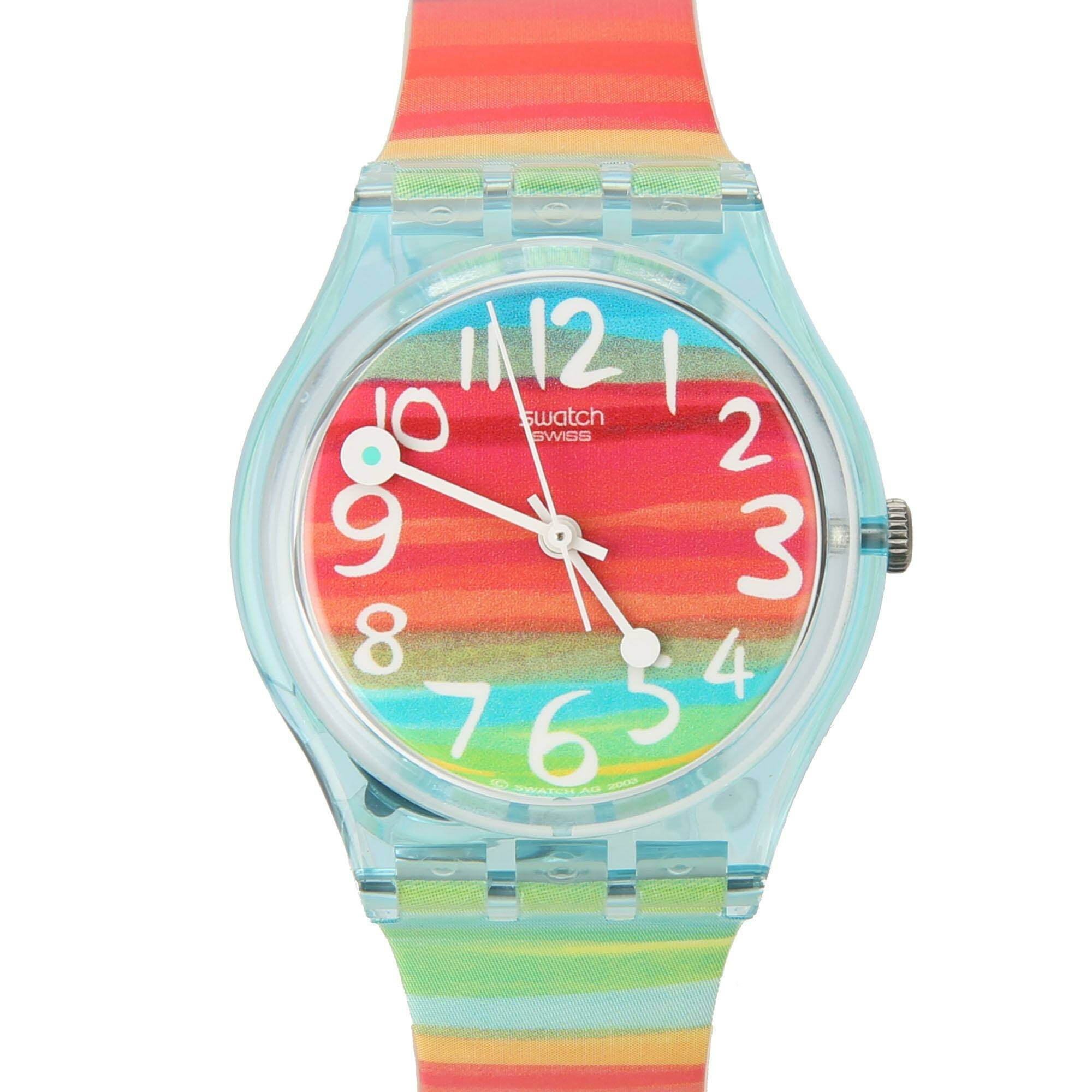 [SWATCH] COLOR THE SKY