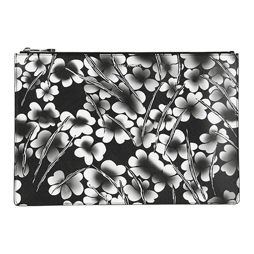 [GIVENCHY]ICONIC PRINTS LARGE POUCH