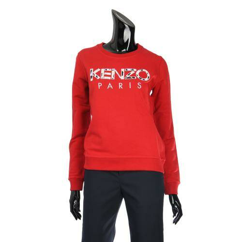 [KENZO]CLASSIQUE FITTED SWEAT/여성용