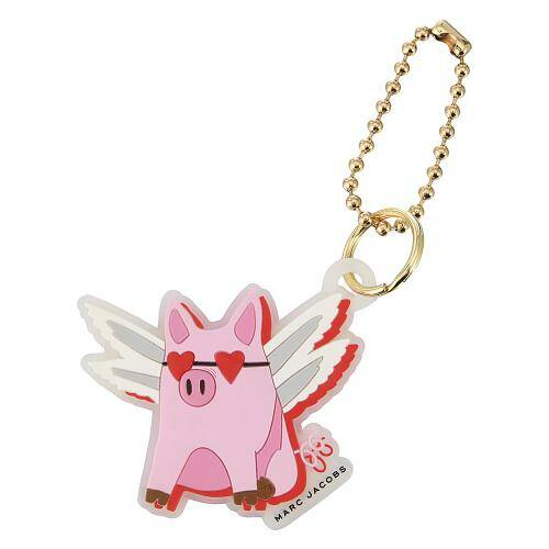 [MARC JACOBS]SILICONE FLYING PIG BAG CHARM/RE18M0014499974
