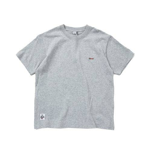[CHUMS]Retainer Booby T-Shirt / H/Gray /CH01-1480-G005