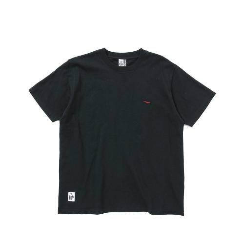 [CHUMS]Retainer Booby T-Shirt / Black /CH01-1480-K001