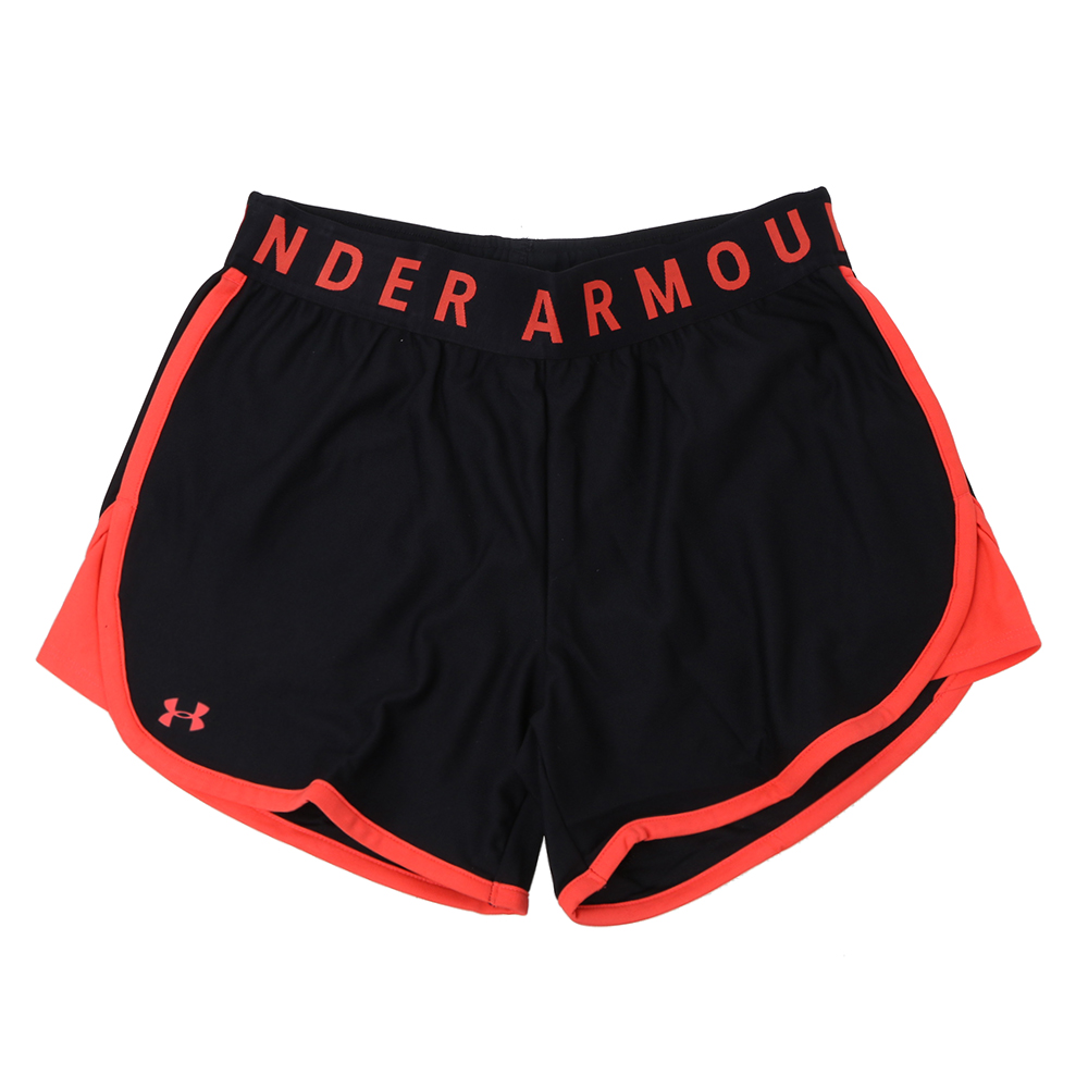 [UNDERARMOUR]Play Up 5in Shorts/BLK