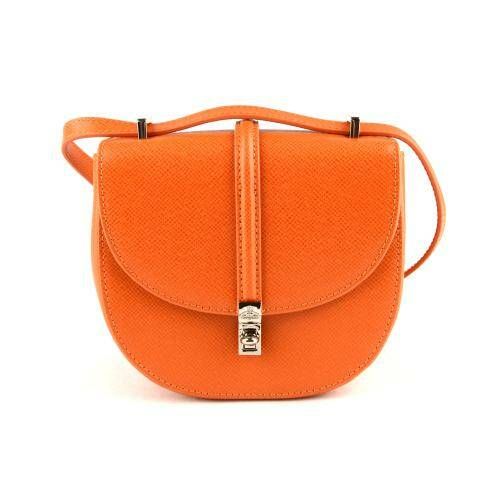 [VIVIENNE WESTWOOD] SOFIA MINI SADDLE BAG ORANGE
