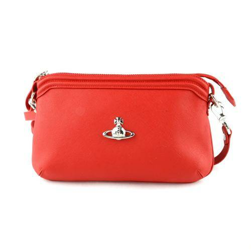 [VIVIENNE WESTWOOD] VICTORIA SMALL CROSSBODYRED